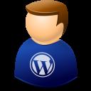 account, profile, people, web, human, wordpress, user icon