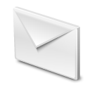 letter, email, message, envelop, mail, gmail icon