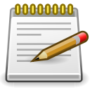 text, accessories, editor icon