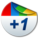 plus one, +1, google plus, google+ icon