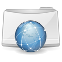 internet, folder icon
