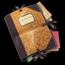 Folder, Library icon