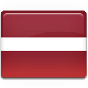 latvia, flag icon