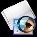Folder Application Photoshop icon