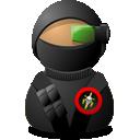 soldier, sniper icon