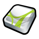 Adobe Acrobat 3D icon