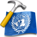 Categories applications development translation icon