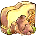 Earth, Ele, Folder icon