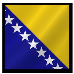 herzegovina, bosnia, and icon
