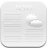 news,weather icon