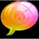 alert19 Pink Orange icon