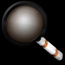 Magnify Orange icon