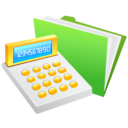 money,calculator,calculation icon