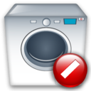 Cancel, Machine, Washing icon