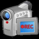 video,camera,record icon