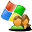 people, profile, account, user, window, human icon