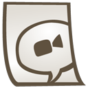 alt, conversation icon