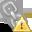link, error icon