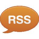 rss, speech, bubble icon