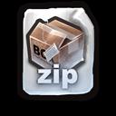 Zip de newness icon