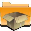 tar, kde, folder icon