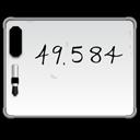 laura, whiteboard icon