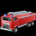 fireescape,firetruck icon