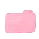 folder, ak, candy icon