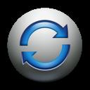 isync, reload, refresh icon