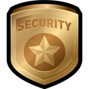 protect, badge, shield, defender, security icon