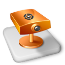 Color, Ms, Powerpoint icon