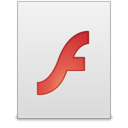 application x shockwave flash icon