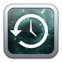 time,machine,history icon