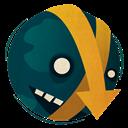 , Jdownloader icon