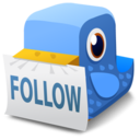 bird,follow,animal icon