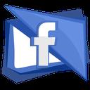 like, social, media, network, facebook icon