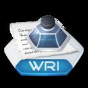 Office word wri icon