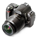 nikon, camera, photography icon