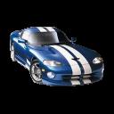 viper, dodge, racing car, transport, automobile, sports car, car, transportation, vehicle icon