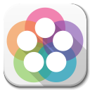Apps atooma B icon