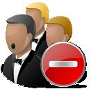 delete, del, network, remove icon