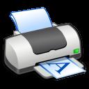 Hardware Printer Landscape icon
