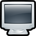 monitor, computer, desktop, crt icon