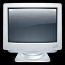 monitor, computer, desktop, crt icon