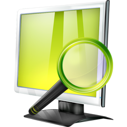 find, computer, seek, search icon