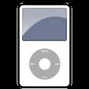 5g, white, ipod icon