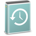 Time Machine Disk icon