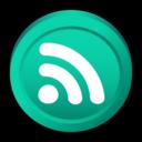newsfeed,atom,badge icon