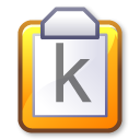 document, clipboard, paste icon