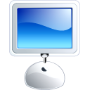 imac, screen, lcd, monitor, computer, display icon